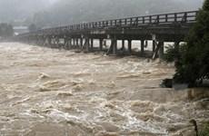 Mưa lớn kéo dài tại Nhật Bản làm 16 người chết, hơn 50 người mất tích