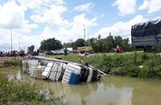 Công bố nguyên nhân vụ tai nạn làm 3 người tử vong tại Bình Dương