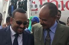 Ethiopia và Eritrea bình thường hóa quan hệ, mở lại đại sứ quán