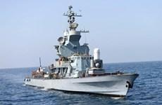 Tàu chiến Israel lần đầu tập trận hải quân với Pháp sau hơn 50 năm