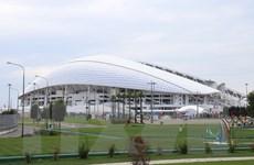 """Sochi đã """"biến hình"""" thế nào trong lễ hội bóng đá lớn nhất hành tinh?"""