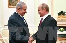 Thủ tướng Israel Netanyahu đánh giá cao quan hệ hợp tác với Nga