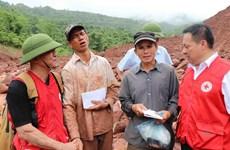 Tăng cường hợp tác quốc tế trong các hoạt động nhân đạo