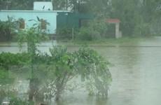 Nhiều thôn bản của tỉnh Nghệ An vẫn đang bị cô lập do mưa lũ