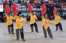 [Photo] Liên hoan quốc tế võ cổ truyền Thành phố Hồ Chí Minh mở rộng
