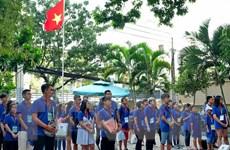 Trại Hè thanh thiếu niên kiều bào và tuổi trẻ Thành phố Hồ Chí Minh