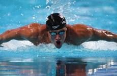 Ngôi sao bơi lội Ryan Lochte bị cấm thi đấu trong 14 tháng