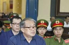 Xét xử vụ án tại Ngân hàng Xây dựng: Ông Trần Bắc Hà vắng mặt
