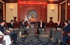 Nhật Bản đánh giá cao vai trò của Việt Nam trong vùng Mekong và ASEAN