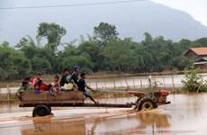 Sự cố vỡ đập thủy điện: Hội Chữ thập Đỏ hỗ trợ Lào 50.000 USD