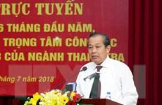 Phó Thủ tướng: Có những cuộc thanh tra còn né tránh vấn đề cốt lõi