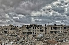 Nga hối thúc các cường quốc giúp Syria phục hồi kinh tế