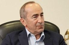 Cựu Tổng thống Armenia bị bắt vì cáo buộc gian lận bầu cử