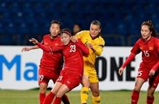 Đội tuyển bóng đá nữ quốc gia Việt Nam tập huấn tại Nhật Bản