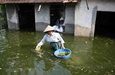 Phòng chống các dịch bệnh có nguy cơ lây truyền trong mùa mưa lũ