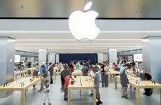 """Chứng khoán tăng điểm sau khi Apple trở thành """"đại gia"""" nghìn tỷ USD"""