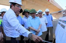 Vì sao dự án đường cao tốc Đà Nẵng-Quảng Ngãi chậm tiến độ?