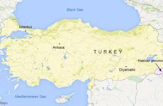 Nhiều cảnh sát bị thương trong vụ tấn công khủng bố ở Thổ Nhĩ Kỳ