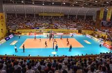 Tám đội tham dự Giải Bóng chuyền nữ quốc tế VTV Cup tại Hà Tĩnh