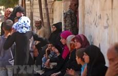 Liên minh phiến quân mới thành lập tại Syria bắt cóc 45 dân thường