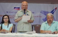 Gặp mặt cựu chuyên gia quân sự Nga từng công tác tại Việt Nam