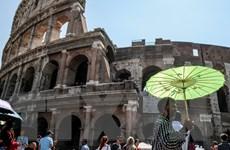Đợt nắng nóng bất thường tiếp tục hoành hành tại các nước châu Âu