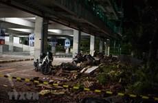 Indonesia: Tiếp tục động đất tại đảo Lombok, nhiều tòa nhà đổ sập