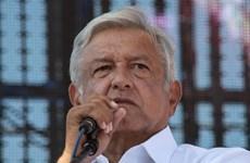 Bắt đầu quá trình chuyển giao quyền lực cho chính phủ mới của Mexico
