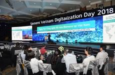 Ngày hội số hóa Siemens: Hỗ trợ chuyển đổi số tại Việt Nam
