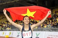 Điền kinh Việt Nam mang hành trang từ SEA Games đến ASIAD