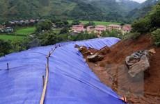Điện Biên sẽ di dời 63 hộ dân khỏi khu vực có nguy cơ đá lở