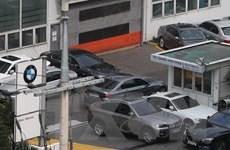 Hàn Quốc tạm thời cấm lưu thông các mẫu xe BMW vì bê bối cháy nổ