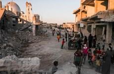 Chính phủ Đức tuyên bố không còn ưu tiên vấn đề tái thiết Syria