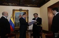 Venezuela trao công hàm phản đối phát ngôn của Ngoại trưởng Nhật Bản