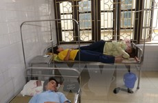 Hà Nam: 29 công nhân nhập viện do nghi ngộ độc thực phẩm