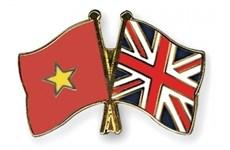 Việt Nam và Vương quốc Anh tăng cường hợp tác quốc phòng