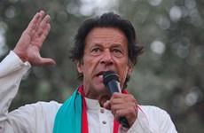 Điện mừng các lãnh đạo mới được bầu của Cộng hòa Pakistan