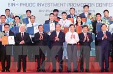 Thủ tướng: Bình Phước dần khẳng định là một cực công nghiệp