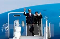 Chuyến thăm nước ngoài cuối cùng của Chủ tịch nước Trần Đại Quang