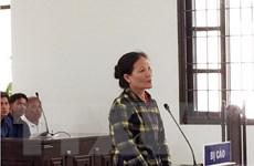 Phạt tổng cộng 73 năm tù cho 9 đối tượng tàng trữ 530kg thuốc nổ
