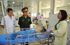 Vụ tai nạn nghiêm trọng ở Quảng Nam: Hai người bị thương đã tỉnh táo
