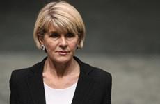 Ngoại trưởng Australia Julie Bishop bất ngờ tuyên bố từ chức
