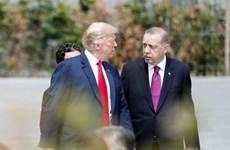 Có phải quan hệ đối tác chiến lược Mỹ-Thổ đang sụp đổ?