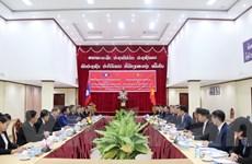 Hợp tác giữa hệ thống tòa án Việt-Lào ngày càng hiệu quả, thực chất