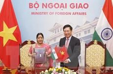 Tổ chức kỳ họp lần thứ 16 Ủy ban Hỗn hợp Việt Nam-Ấn Độ