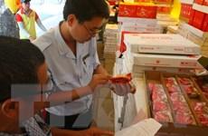 Kiểm tra đột xuất các cơ sở kinh doanh bánh Trung Thu ở TP.HCM