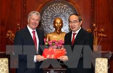Thành phố Hồ Chí Minh đẩy mạnh hợp tác thương mại với New Zealand