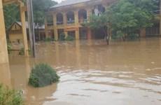 Sơn La: Mưa lũ cuốn trôi một người, ba trường học bị ngập