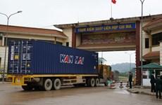 Chuẩn bị mở chính thức cặp cửa khẩu song phương Chi Ma-Ái Điểm