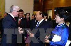 Thủ tướng: Chính phủ đang kiến tạo môi trường thuận lợi cho phát triển
